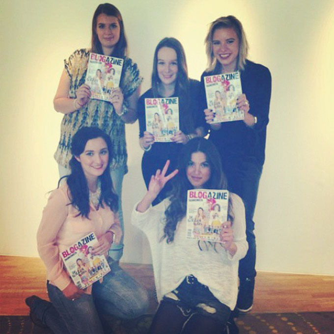Blogtoday fashionista magazine blogazine Jennie from the blog Negin Mirsalehi ByAranka Beautyill