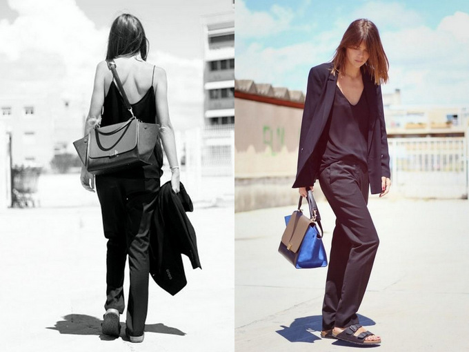 Birkenstocks fashion bloggers wearing streestyle models inspiration how to wear They All Hate Us