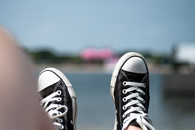 Chilling lounge VIP area aquabest beach eindhoven all stars Converse sneakers chill relax XO live 2013