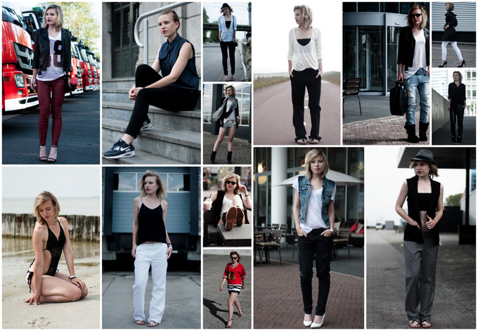 Outfits juni 2013 wearing june 13 monthly recap summary fashion blogger