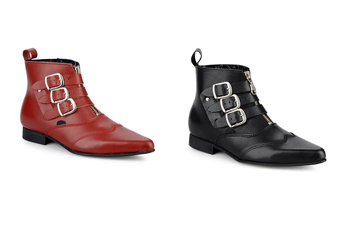 Underground sammy buckle boots Sarenza shoes details schoenen fashion blogger Balenciaga Zara knock off KO
