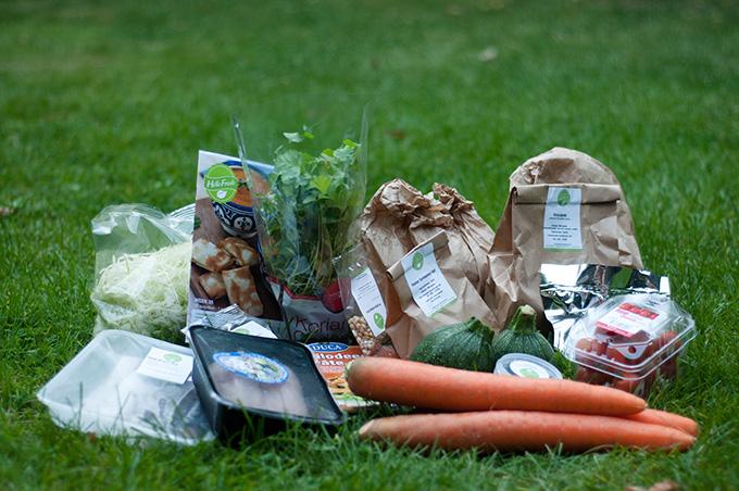 Food blogger ervaring HelloFresh box 3 maaltijden 4 personen inhoud review blog