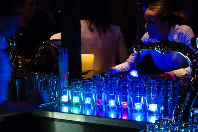 RED REIDING HOOD: Shots drinks ambiance TechnoMarine watches party Amsterdam Harbour Club event