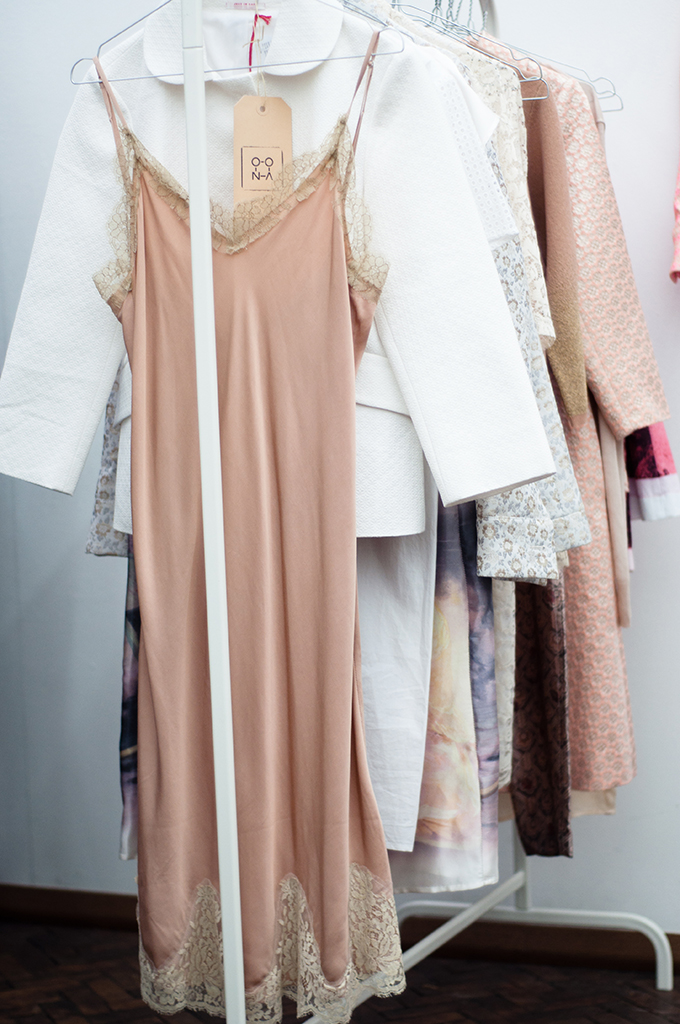 RED REIDING HOOD: Oona welcome Days SS14 just in case powder pink pastel lingerie dress