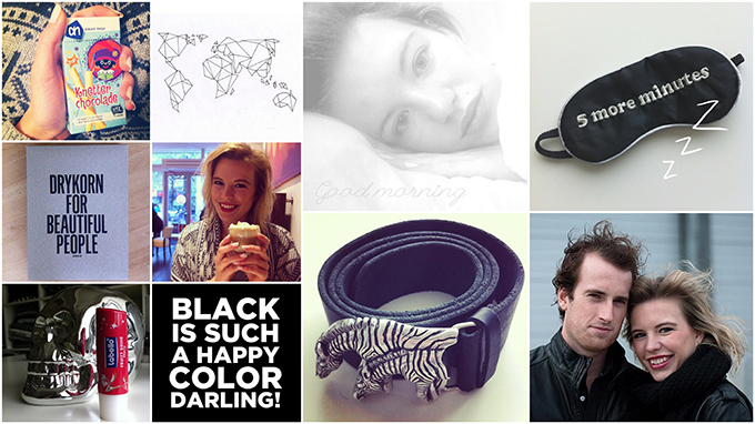 RED REIDING HOOD: Fashion bloggers on instagram life