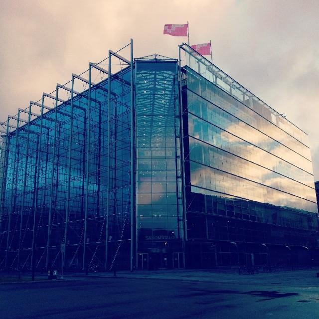 RED REIDING HOOD: Instagram diary Sanoma HQ Helsinki travel fashion blogger Blogtoday