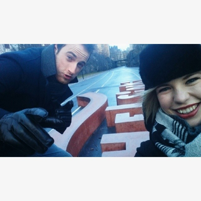 RED REIDING HOOD: Instaweek instagram diary Helsinki letters sign love couple quote baana finland
