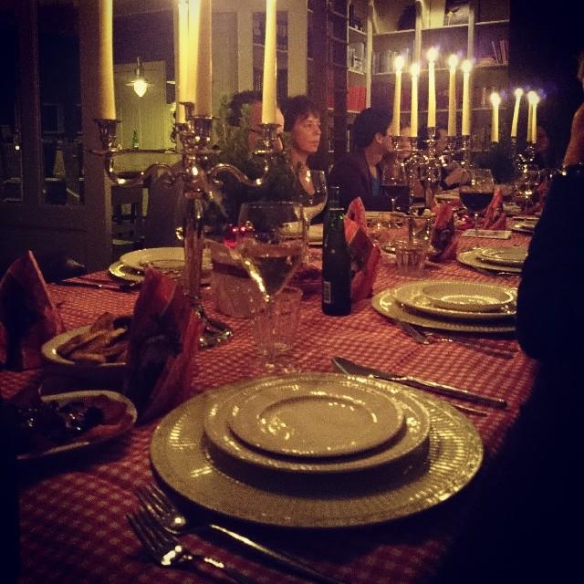 RED REIDING HOOD: Christmas dinner kerst diner familie family 2013 instagram instadiary instaweek