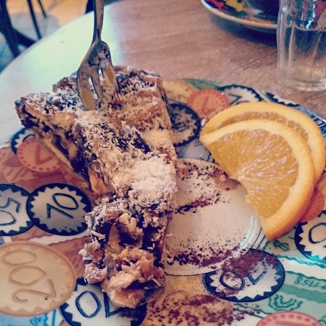 RED REIDING HOOD: Date cake dadeltaart bagels and beans review ervaring gezond snacken