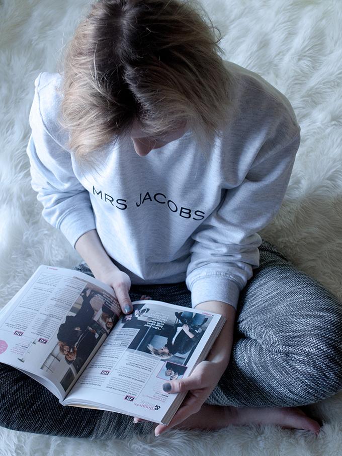 RED REIDING HOOD: Blogazine #2 fashionista magazine fashion bloggers beauty bloggers