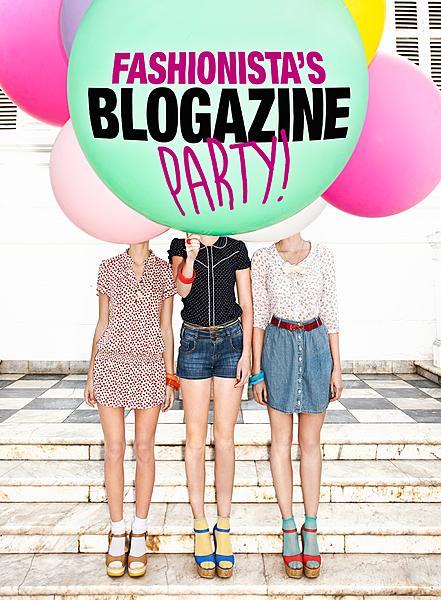 RED REIDING HOOD: Meet & Great fashion blogger meeting fashionista blogazine party