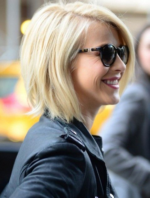RED REIDING HOOD: Blond short hair shoulder length chop pinterest hairdo inspiration