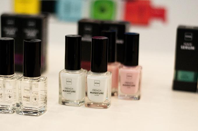 RED REIDING HOOD: HEMA beauty cosmetics nagellak uitbreiding collectie french manicure quick dry drops persdag pressday