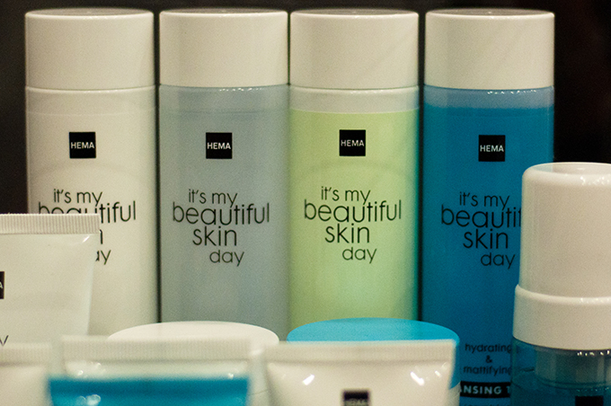 RED REIDING HOOD: HEMA persdag it's my beautiful skin day face wash gezichtsverzorging review blogger pressday