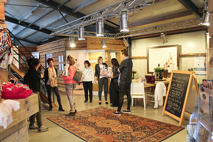 RED REIDING HOOD: Bloggers event Mooi onder één kap aflsuiting
