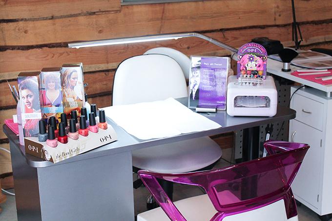 RED REIDING HOOD: Bloggers event mooi onder één kap manicure opi