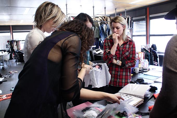 RED REIDING HOOD: CoolCat Amsterdam HQ brainstorm sessie projectcool T-shirt design contest fashion bloggers