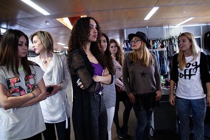RED REIDING HOOD: Nederlandse fashion bloggers ontwerpen T-shirt voor CoolCat projectcool