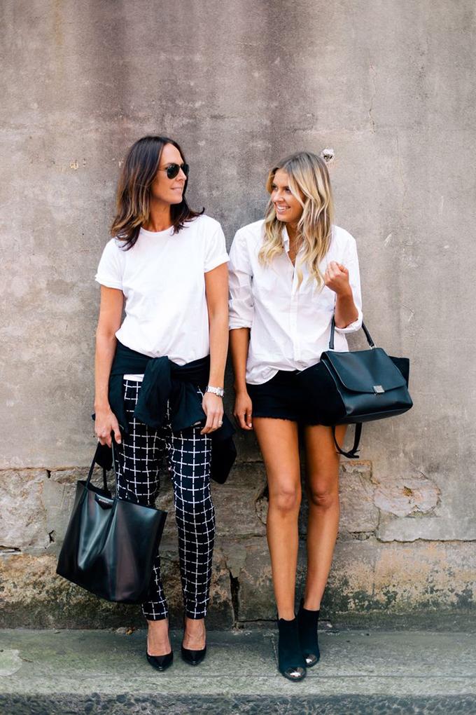 RED REIDING HOOD: Elle Ferguson Tash Sefton style icons They All Hate Us Aussie Girls fashion inspiration
