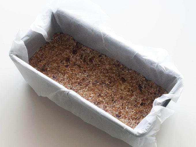 RED REIDING HOOD: De voedselzandloper raw repen recept gezond healthy recipe raw bars sugarfree suikervrij