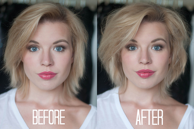 RED REIDING HOOD: Beauty blogger batiste xxl volume dry shampoo test review before after photos