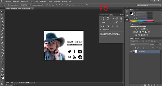 RED REIDING HOOD: Blogger how to image map coordinates tutorial adobe photoshop sidebar wordpress