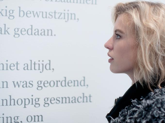RED REIDING HOOD: Fashion blogger messy hair don't care short hair blonde
