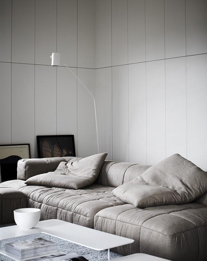 RED REIDING HOOD: Home inspiration interior idea pinterest sofa