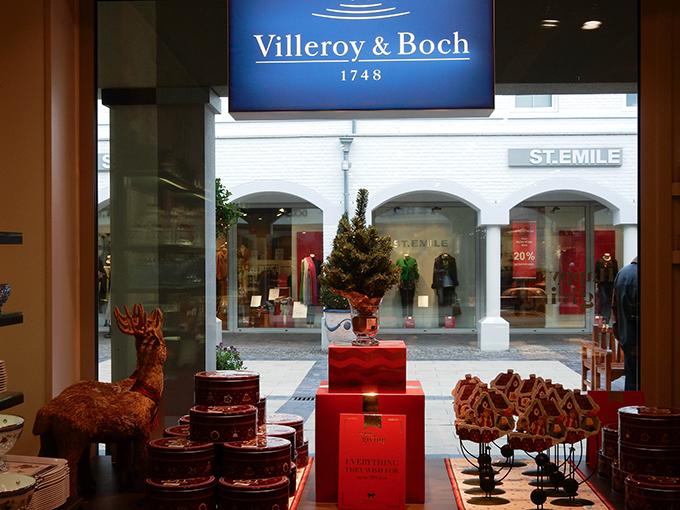 RED REIDING HOOD: Blogger event happy giving hunt designer outlet christmas shopping villeroy & boch