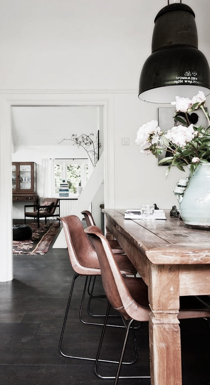 RED REIDING HOOD: Home inspiration interior idea pinterest factory lamp