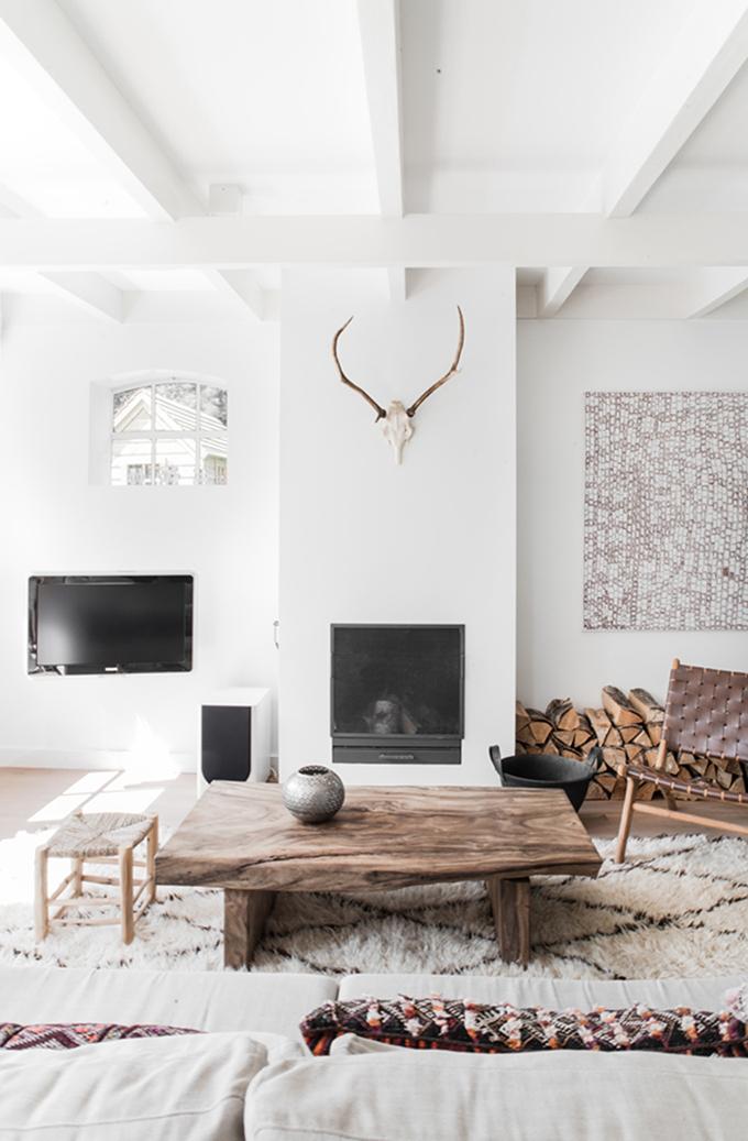 RED REIDING HOOD: Home inspiration interior idea pinterest natural wood
