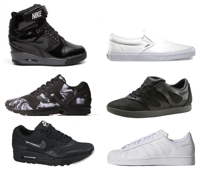 RED REIDING HOOD: Adidas Nike Puma Vans sneakers wishlist