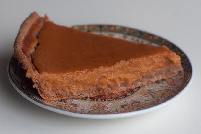 RED REIDING HOOD: Healthy recipe clean pumpkin pie good food gezond recept pompoentaart de voedselzandloper