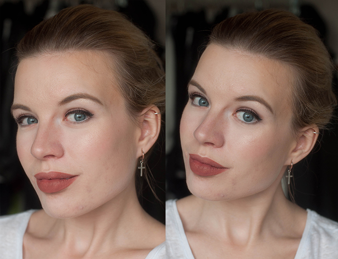 RED REIDING HOOD: Blogger beauty hack concealer contouring tutorial contour like a pro MUA kim kardashian make up instructions how to after results