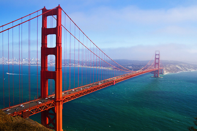 RED REIDING HOOD: San Francisco golden gate bridge travel bucket list usa west coast