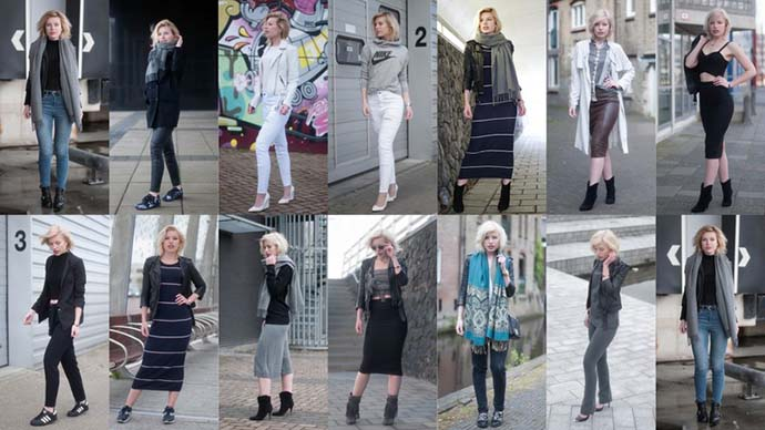 RED REIDING HOOD: fashion blogger outfits april 2015 recap
