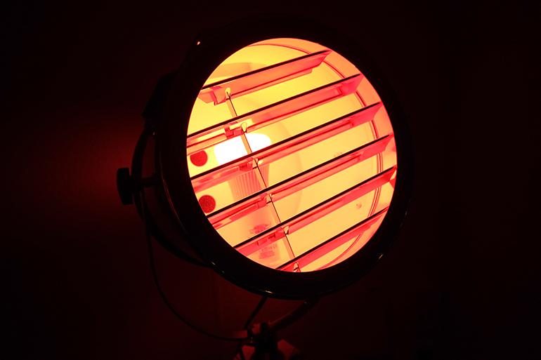 RED REIDING HOOD: iDual lamp verlichting
