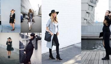 top 10 pregnant fashion bloggers