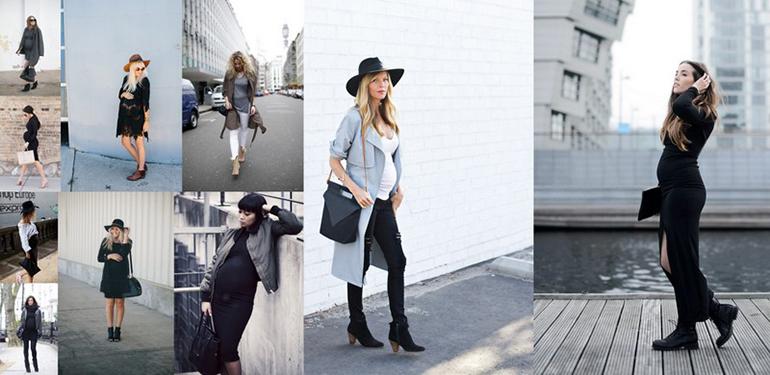 RED REIDING HOOD: top 10 pregnant fashion bloggers