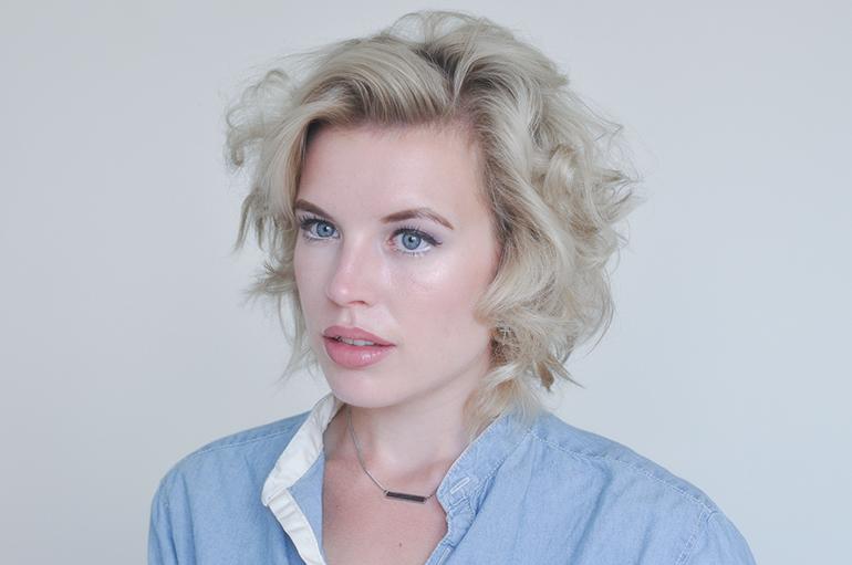 RED REIDING HOOD: Beauty blogger Keune hair cosmetics blend messy milan look review