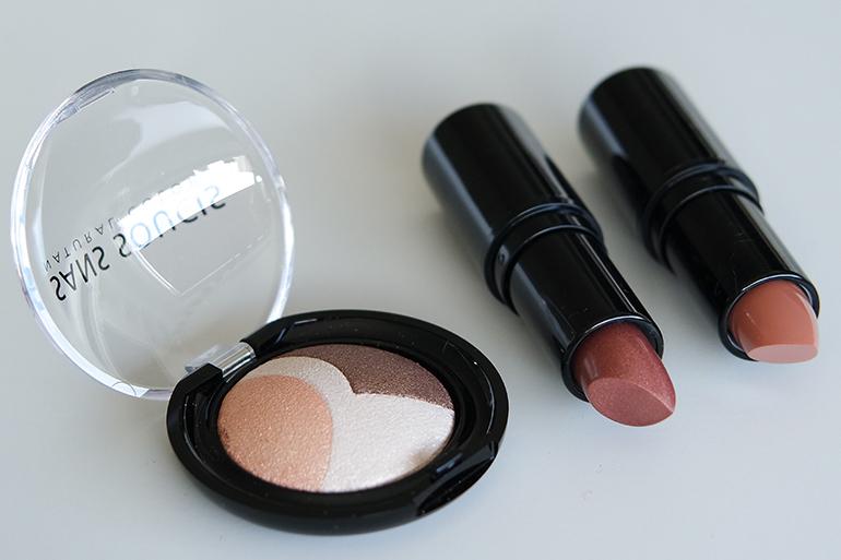 RED REIDING HOOD: Beauty blogger review Sans Soucis Winter Fairtytale brown