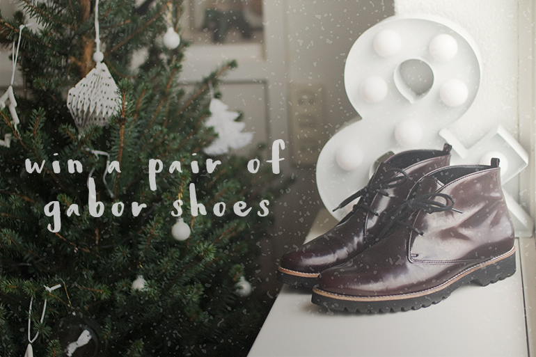 RED REIDING HOOD: Gaborstore giveaway winactie gabor schoenen