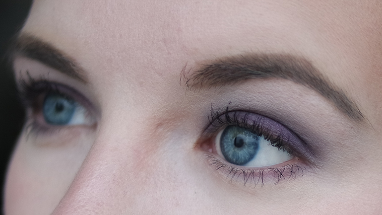 RED REIDING HOOD: Beauty blogger review KIKO Milano high pigment wet and dry eyeshadow 13 Pearly Plum make up look