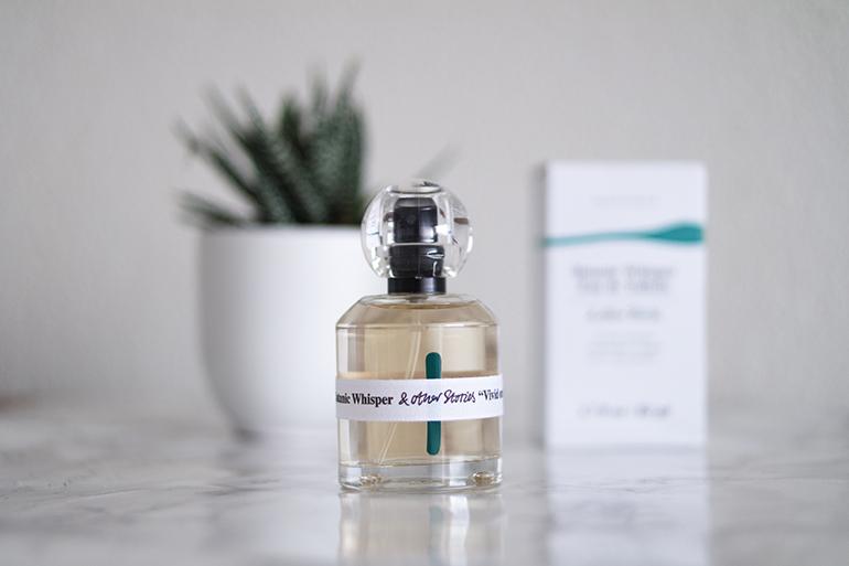 RED REIDING HOOD: Beauty blogger review & Other Stories botanic whisper eau de toilette perfume parfum