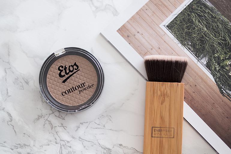 RED REIDING HOOD: Etos contour powder beauty blogger review