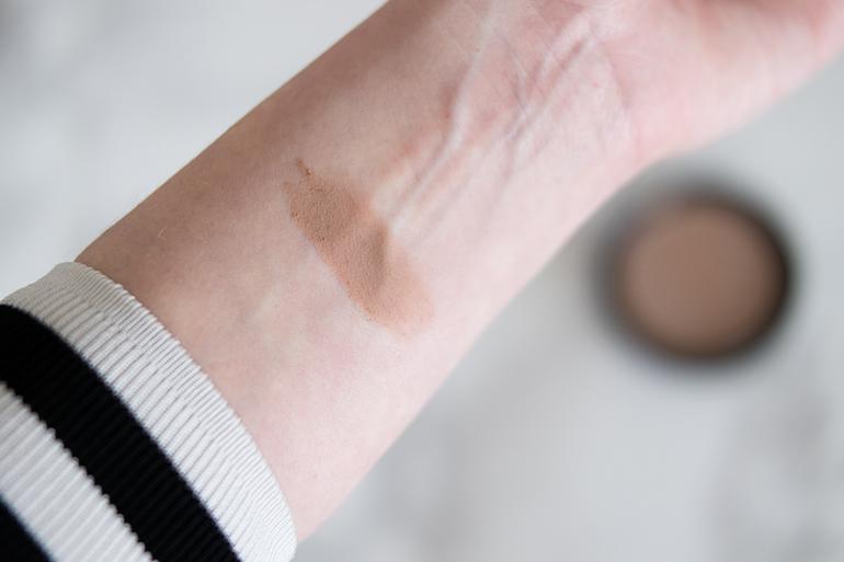RED REIDING HOOD: Beauty blogger review Etos contour powder swatch