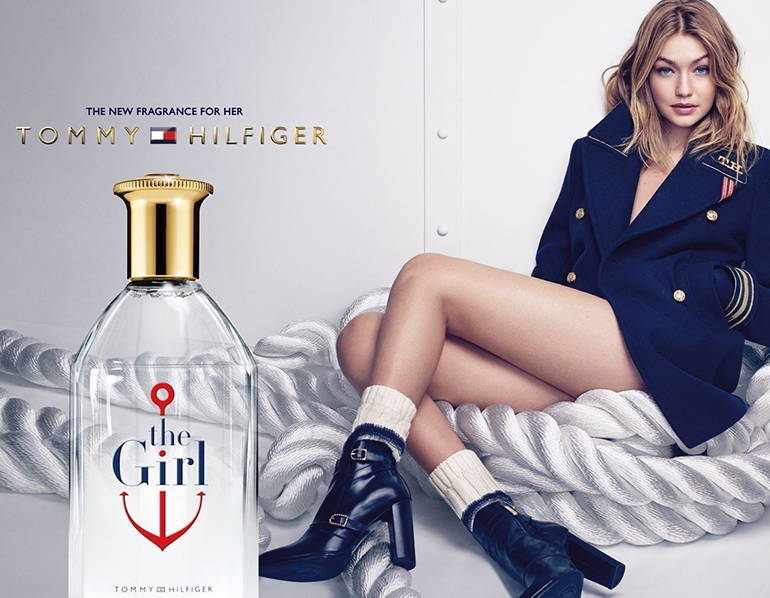 THE GIRL - TOMMY HILFIGER