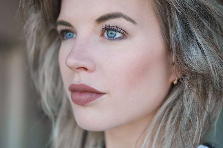 RED REIDING HOOD: Beauty blogger review MUA Eye Define Volume, Nourish & Cara Mascara swatch