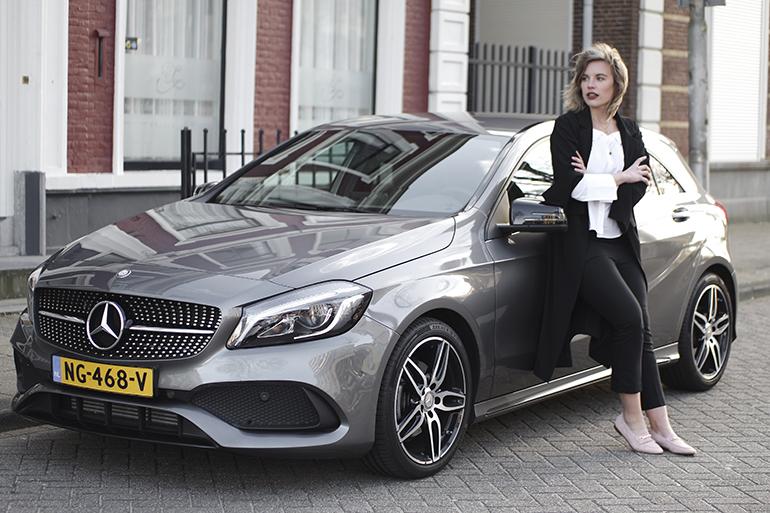 RED REIDING HOOD: Fashion blogger Merecedes-Benz Amsterdam Fashion Week fashionable drive