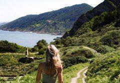 Zarautz Surf Village Basque Country view